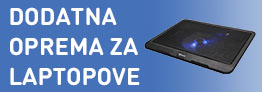 Dodatna oprema za laptopove