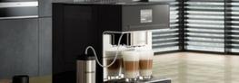 Miele kafe aparati