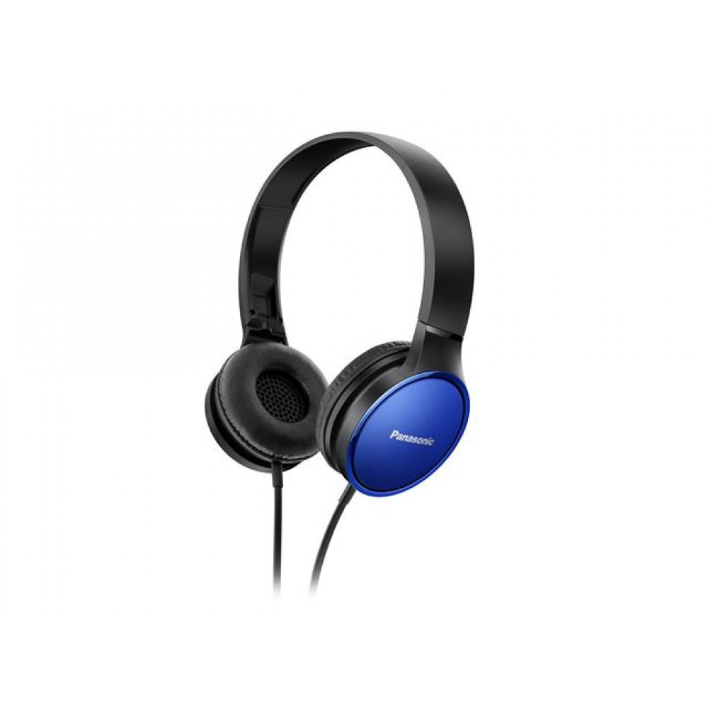 PANASONIC slušalice RP-HF300E-A High-quality blue