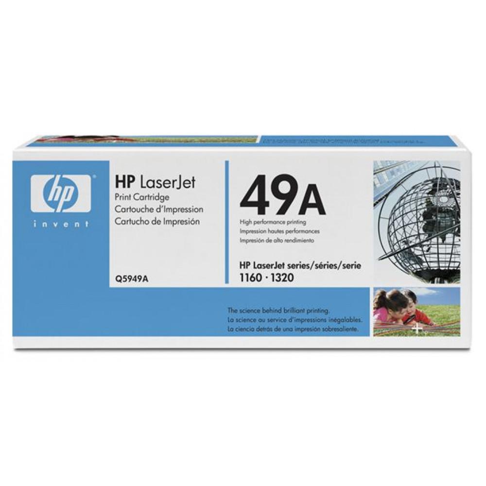 SUP HP toner Q5949A 49A BLACK za 1160/1320/3390aio/3392aio