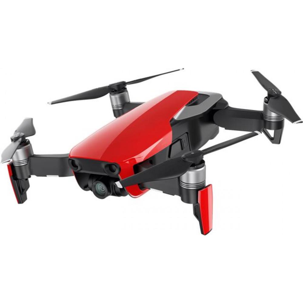 DJI mavic dron Air Flame Red