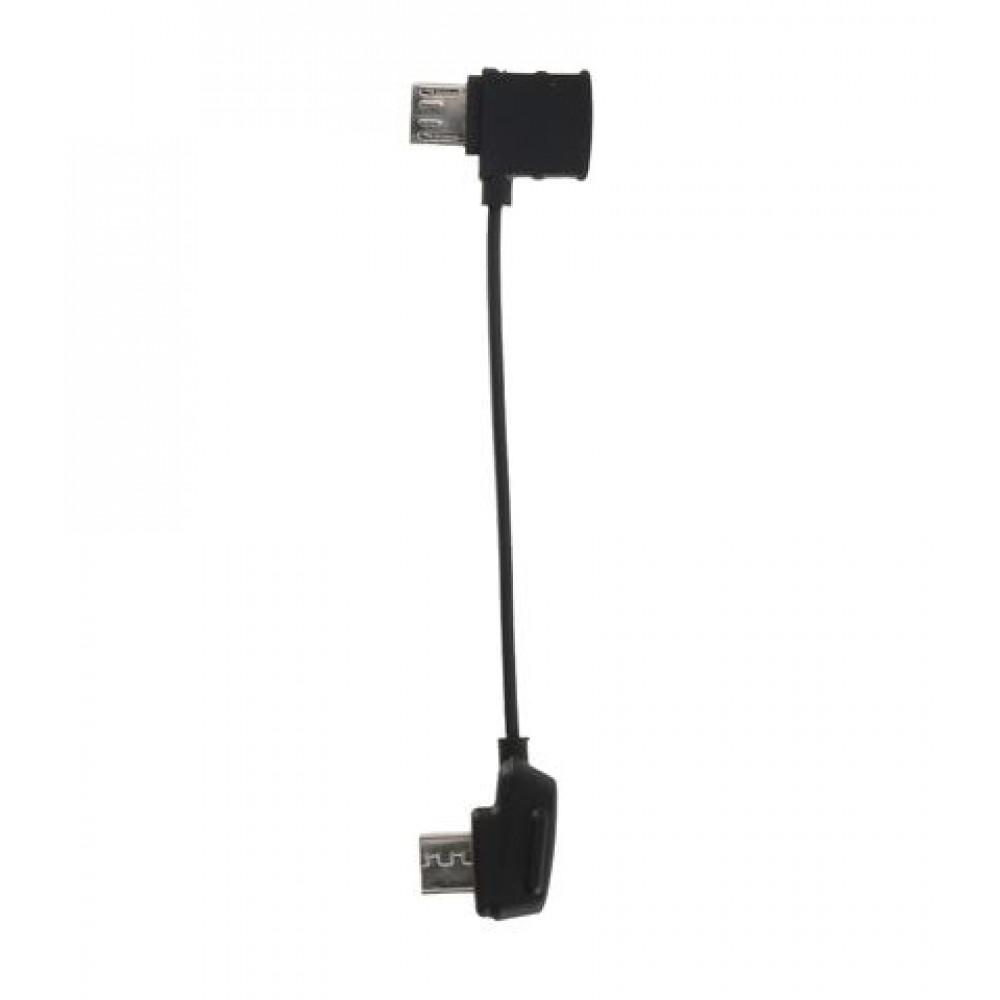 DJI DOD Mavic Air Part 04 RC Cable Reverse Micro USB