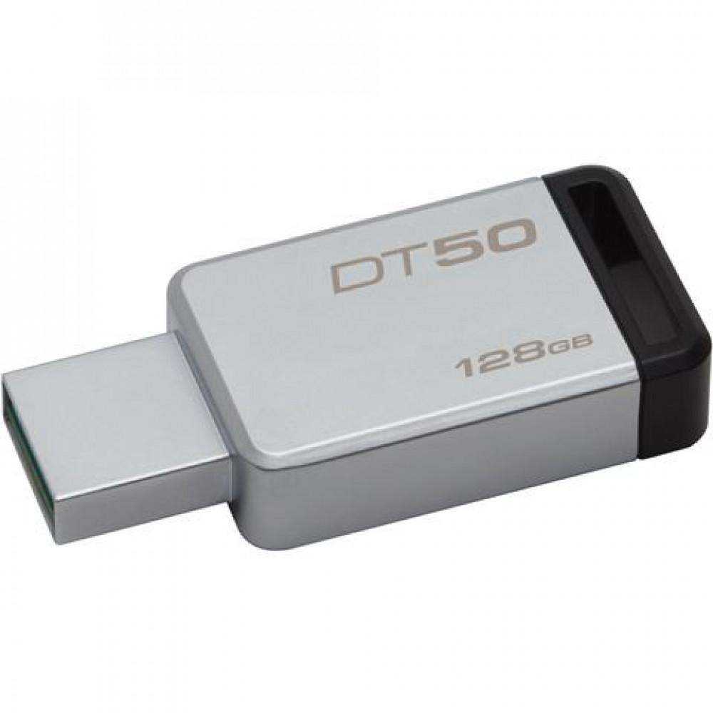 USB FD. 128GB KINGSTON DT50/128GB