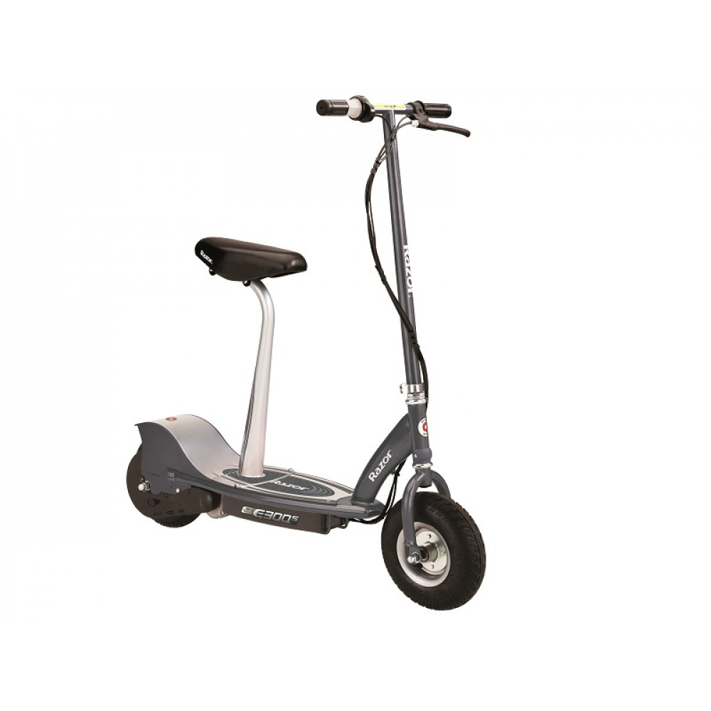 Scooter Seated - Matte Gray 13173815