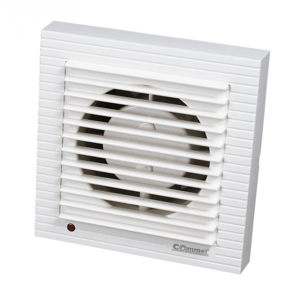 COMMEL ventilator fi148mm 18W 320m2/h dvokrilni poklopac C420-121