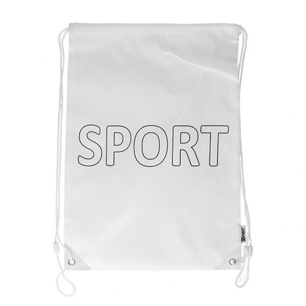 SPORT torba bela