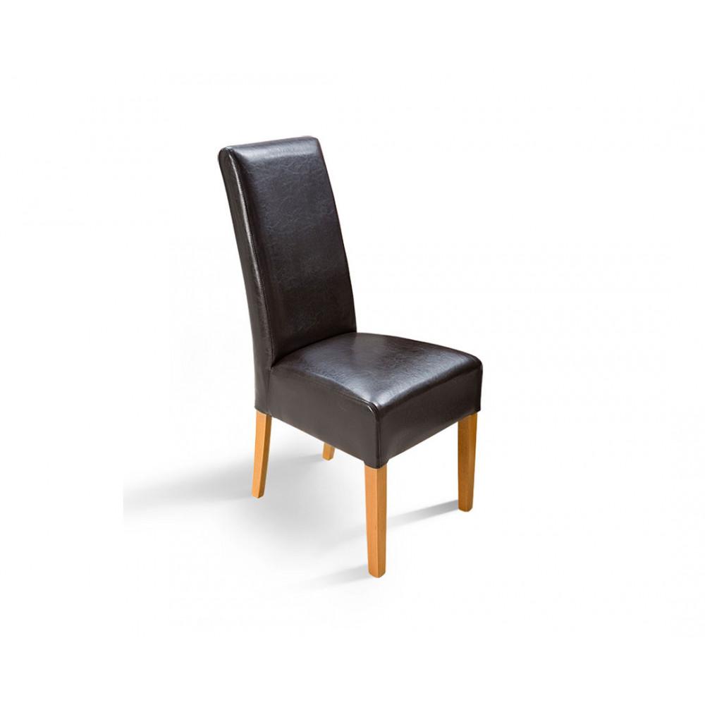 MATIS trpezarijska stolica PALMA - Natur-Malteze PR73092