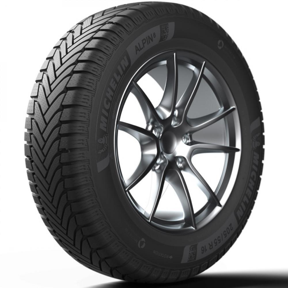 215/50R17 ALPIN 6 95V XL Michelin
