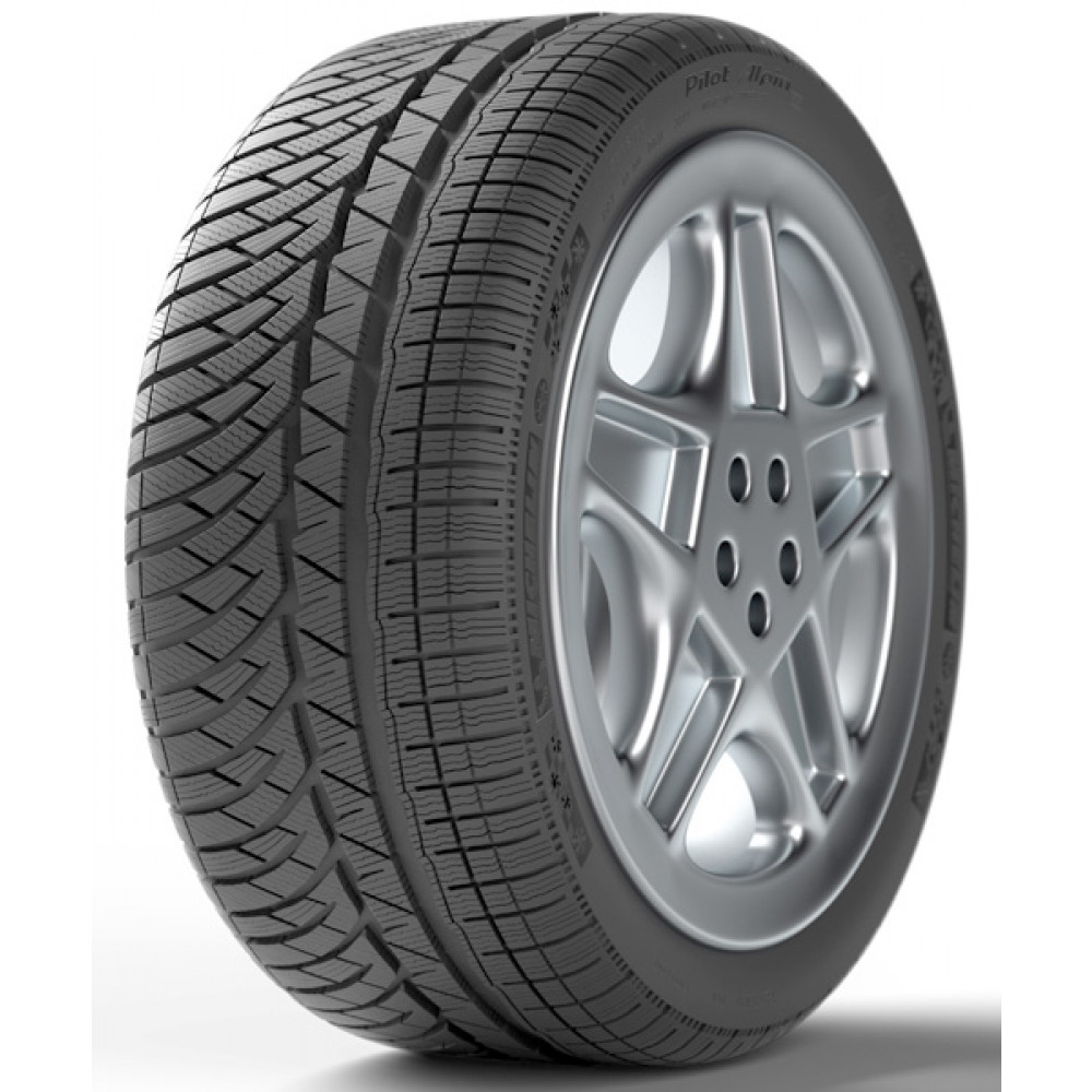 245/40R17 PILOT ALPIN 4 95V XL Michelin
