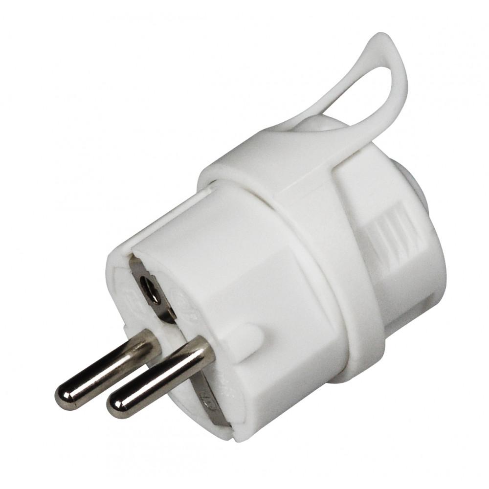 COMMEL utikač sa kontaktom za uzemljenje C290-101