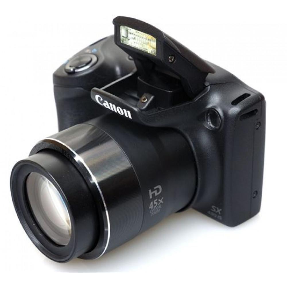 CANON fotoaparat PowerShot SX430IS black