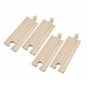 WOODY  drvene šine za prugu prave kratke 90561