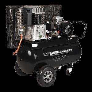 REM POWER elektro maschinen klipni kompresor E 755/10/100 400V Premium line