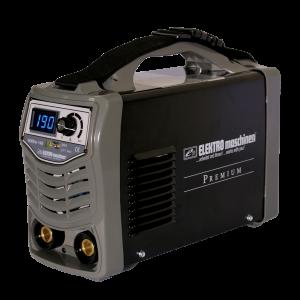 REM POWER elektro maschinen aparat za varenje inverter WMEm 190 Premium line