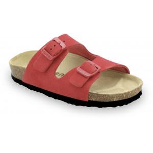 GRUBIN dečije papuče 0033050 ARIZONA Crvene