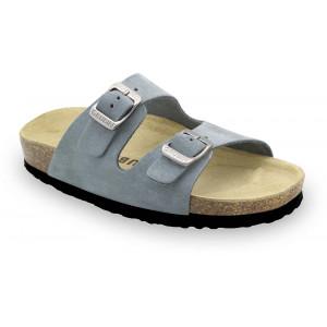 GRUBIN dečije papuče 0033050 ARIZONA Sive