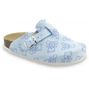 GRUBIN dečije papuče 0053060 RIM Plava