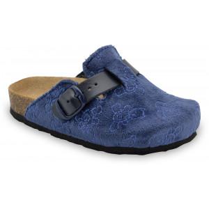 GRUBIN dečije papuče 0053060 RIM Teget