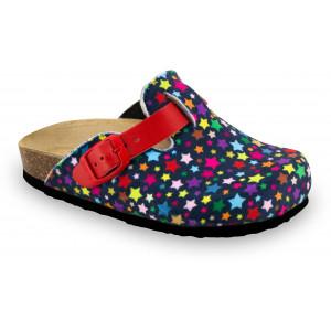 GRUBIN dečije papuče 0053060 RIM Šarene