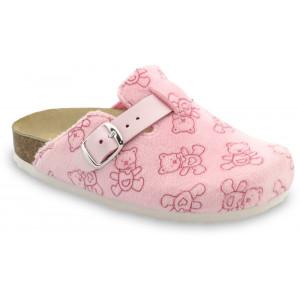 GRUBIN dečije papuče 0053060 RIM Roze