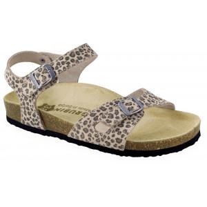 GRUBIN ženske papuče 0113510 RIO Leopard