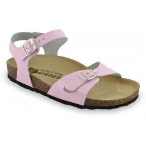 GRUBIN ženske papuče 0113670 RIO Roza