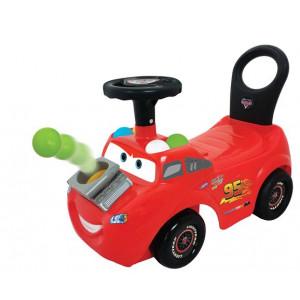 KIDDIELAND guralica sa lopticama cars