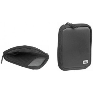 WD My Passport Neopren Case Black