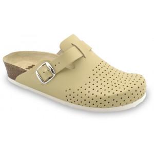 GRUBIN ženske papuče 0133560 BEOGRAD Bež