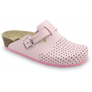 GRUBIN ženske papuče 0133560 BEOGRAD Roze