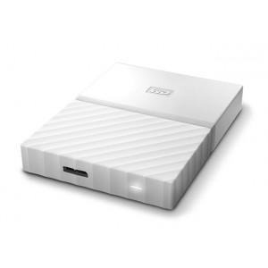 WD Externi hard Disk My Passport White 4TB