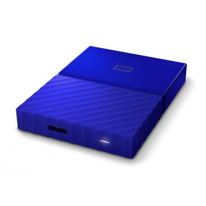 WD Externi hard Disk My Passport Blue 1TB