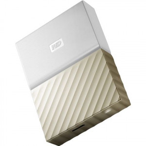 WD Eksterni disk My Passport Ultra 4TB Gold