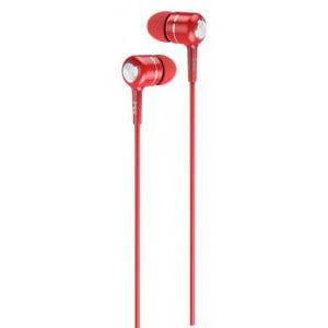 MS slušalice OASIS_2 crvene