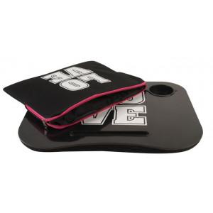 MS Podloga za notebook sa torbom CRNA