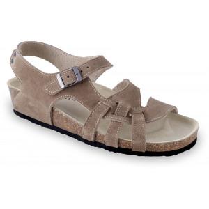 GRUBIN ženske sandale 0203510 PISA Braon