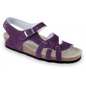 GRUBIN ženske sandale 0203510 PISA Bordo