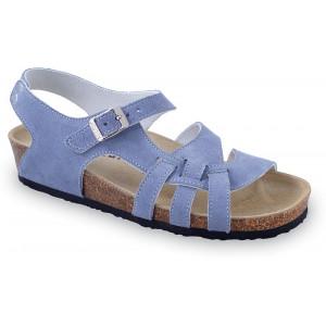 GRUBIN ženske sandale 0203510 PISA Plava