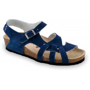 GRUBIN ženske sandale 0203510 PISA Teget