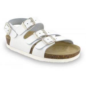 GRUBIN dečije sandale 0273050 CAMBERA Bele