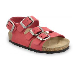 GRUBIN dečije sandale 0273050 CAMBERA Crvene