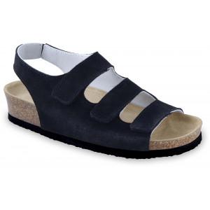GRUBIN ženske sandale 0313510 MEDINA Crna