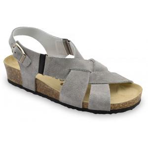 GRUBIN ženske sandale 0323510 MONA Siva