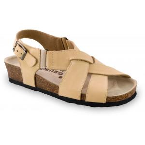 GRUBIN ženske sandale 0323510 MONA Drap