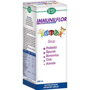 IMMUNILFLOR junior sirup duo pack