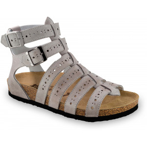 GRUBIN ženske sandale 0343510 ATINA Siva