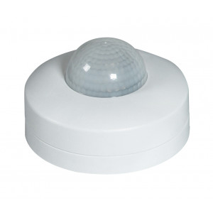 COMMEL infracrveni detektor pokreta 360s 24m 230V beli (C311-151)