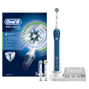 ORAL B POC BRUSH SMART PRO 4000 500338