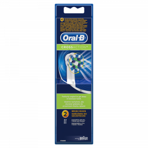 ORAL B zamenska glava power refill cross action  2'S