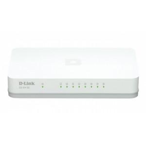 D-LINK switch 8-portni gigabitni GoSwitch8G